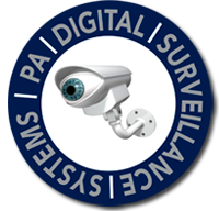 PA Digital Surveillance Systems I Security Cameras I Digital Solutions for Safety and Protection Logo